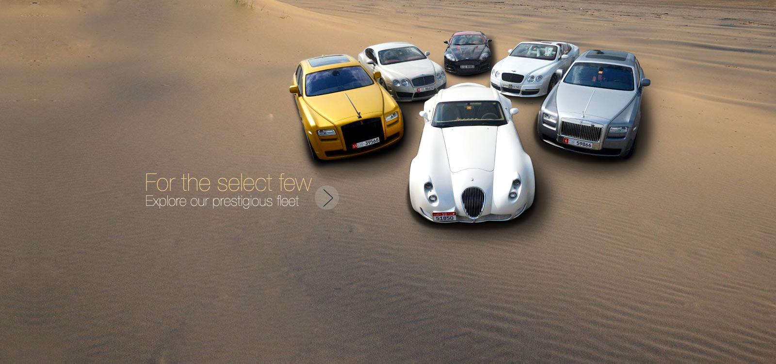 Luxury Car Rental Abu Dhabi, Dubai, Al Ain, Sharjah
